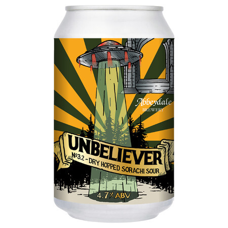Abbeydale Brewery Unbeliever #3.2 - Sorachi Dry Hopped Sour – Buy Beer online on EeBriaTrade.com