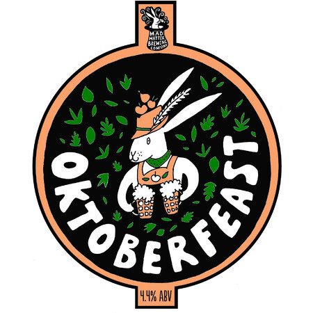 Mad Hatter Brewing Company Oktoberfeast – Buy Beer online on EeBriaTrade.com