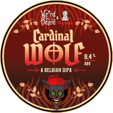 Weird Beard Brew Co Cardinal Wolf – Buy Beer online on EeBriaTrade.com