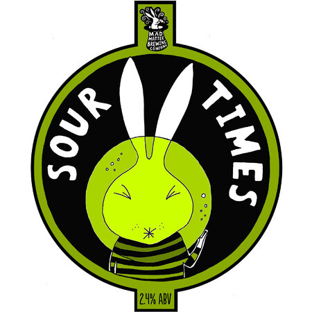 Mad Hatter Brewing Company Sour Times – Buy Beer online on EeBriaTrade.com