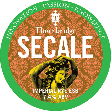 Thornbridge Brewery Secale – Buy Beer online on EeBriaTrade.com