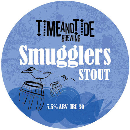 Time and Tide Brewing Smuggler's Stout – Buy Beer online on EeBriaTrade.com