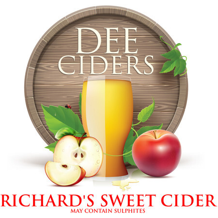 Dee Ciders Richard's Sweet Cider – Buy Cider online on EeBriaTrade.com