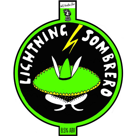 Mad Hatter Brewing Company Lightning Sombrero – Buy Beer online on EeBriaTrade.com