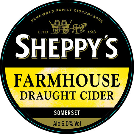 Sheppy's Cider Sheppy's Farmhouse Draught - Dry – Buy Cider online on EeBriaTrade.com