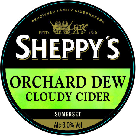 Sheppy's Cider Sheppy's Orchard Dew – Buy Cider online on EeBriaTrade.com