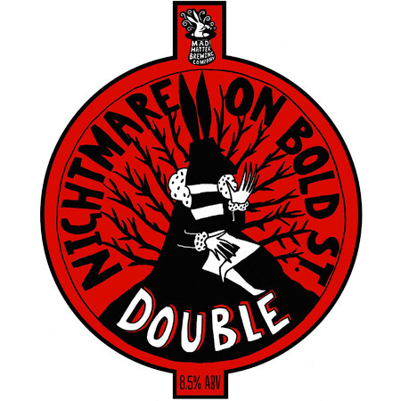 Mad Hatter Brewing Company Double Nightmare on Bold St – Buy Beer online on EeBriaTrade.com