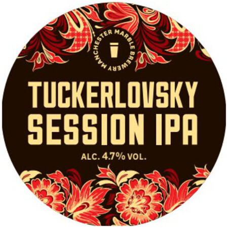 Marble Brewery Tuckerlovsky Session IPA – Buy Beer online on EeBriaTrade.com