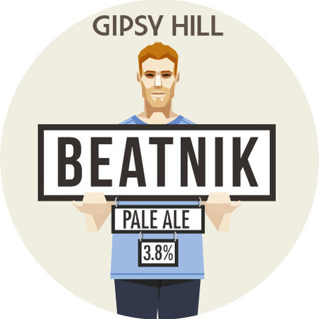 Gipsy Hill Brewing Co Beatnik Pale Ale – Buy Beer online on EeBriaTrade.com