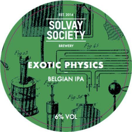 Solvay Society Exotic Physics – Buy Beer online on EeBriaTrade.com