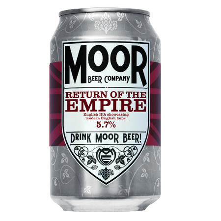 Moor Beer Company Return of the Empire  – Buy Beer online on EeBriaTrade.com