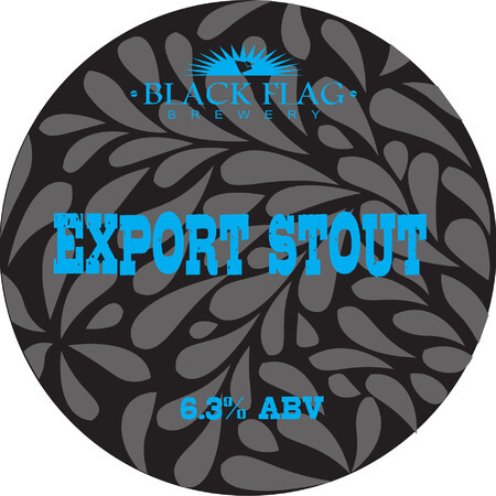 Black Flag Brewery Export Stout – Buy Beer online on EeBriaTrade.com