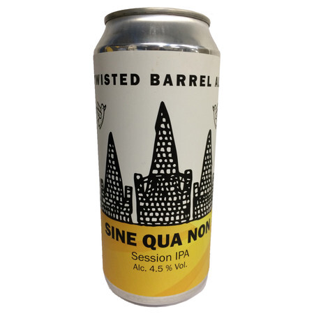 Twisted Barrel Sine Qua Non – Buy Beer online on EeBriaTrade.com