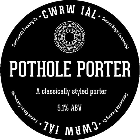 Cwrw Ial Pothole Porter – Buy Beer online on EeBriaTrade.com