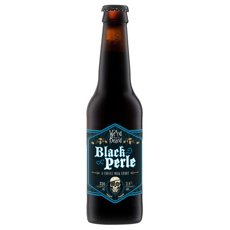 Weird Beard Brew Co Black Perle – Buy Beer online on EeBriaTrade.com