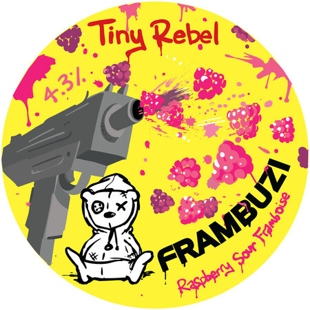 Tiny Rebel Brewing Frambuzi (30l) – Buy Beer online on EeBriaTrade.com