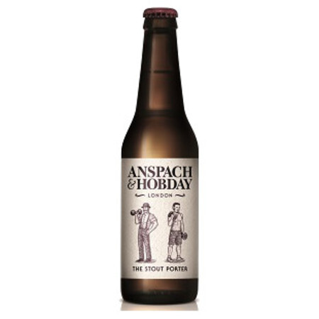 Anspach & Hobday The Stout Porter – Buy Beer online on EeBriaTrade.com