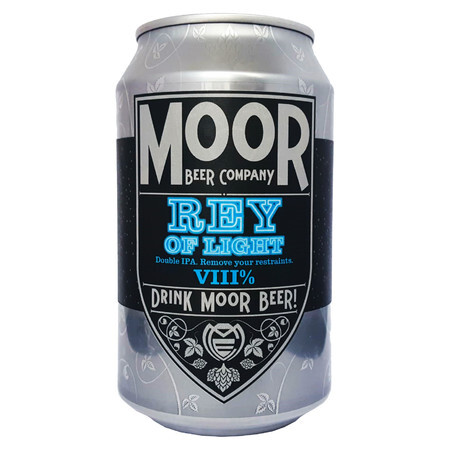 Moor Beer Company Rey of Light – Buy Beer online on EeBriaTrade.com