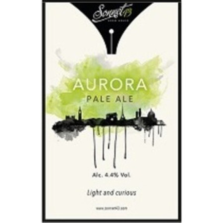Sonnet 43 Brew House Aurora Pale Ale – Buy Beer online on EeBriaTrade.com