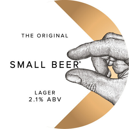 Small Beer Brew Co The Original Small Beer Lager – Buy Beer online on EeBriaTrade.com