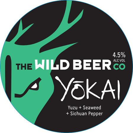 Wild Beer Co Yokai – Buy Beer online on EeBriaTrade.com