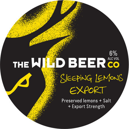 Wild Beer Co Sleeping Lemons Export – Buy Beer online on EeBriaTrade.com