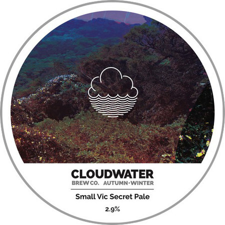 Cloudwater Brew Co Small Vic Secret Pale – Buy Beer online on EeBriaTrade.com