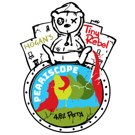 Tiny Rebel Brewing Peariscope – Buy Cider online on EeBriaTrade.com