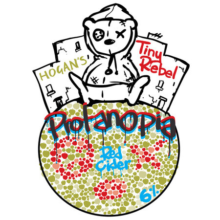 Tiny Rebel Brewing Protanopia – Buy Cider online on EeBriaTrade.com