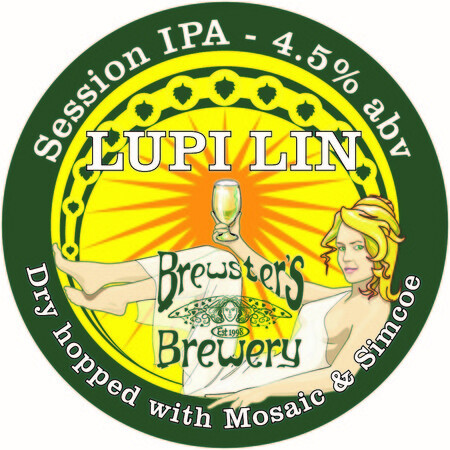 Brewsters Brewing Co Lupi Lin – Buy Beer online on EeBriaTrade.com
