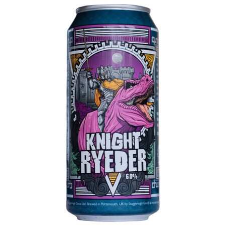 Staggeringly Good Knight Ryeder – Buy Beer online on EeBriaTrade.com