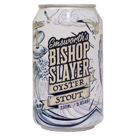 Staggeringly Good Bishop Slayer Oyster Stout – Buy Beer online on EeBriaTrade.com