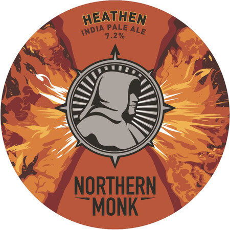 Northern Monk Brew Co. Heathen IPA – Buy Beer online on EeBriaTrade.com