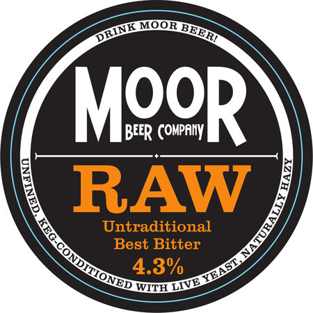 Moor Beer Company Raw – Buy Beer online on EeBriaTrade.com