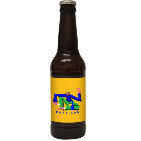 Partizan Brewing Tropical Rubicon Courage (Pre-Order) – Buy Beer online on EeBriaTrade.com