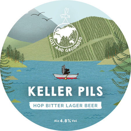 Lost And Grounded Brewers Keller Pils – Buy Beer online on EeBriaTrade.com