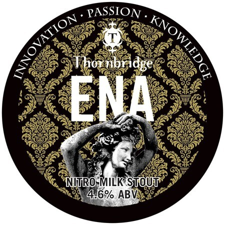Thornbridge Brewery Ena – Buy Beer online on EeBriaTrade.com