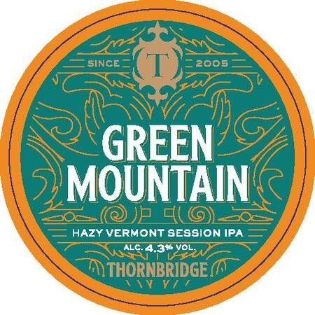 Thornbridge Brewery Green Mountain – Buy Beer online on EeBriaTrade.com