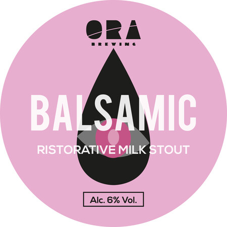 ORA Brewing Company ORA Balsamic – Buy Beer online on EeBriaTrade.com