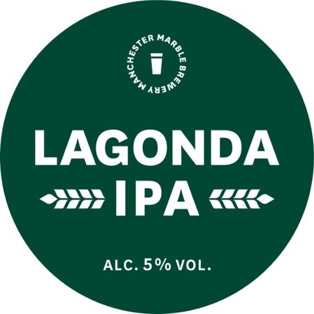 Marble Brewery Lagonda IPA – Buy Beer online on EeBriaTrade.com