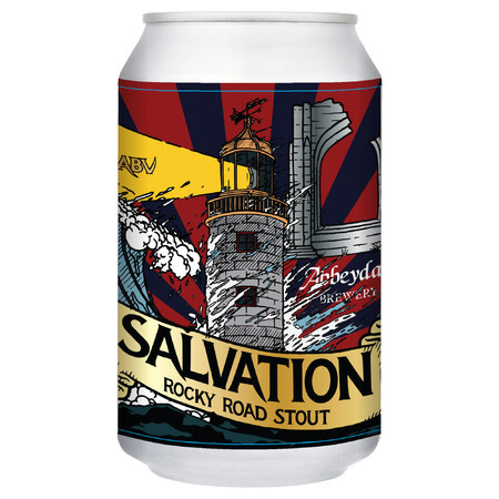 Abbeydale Brewery Salvation - Rocky Road Stout – Buy Beer online on EeBriaTrade.com