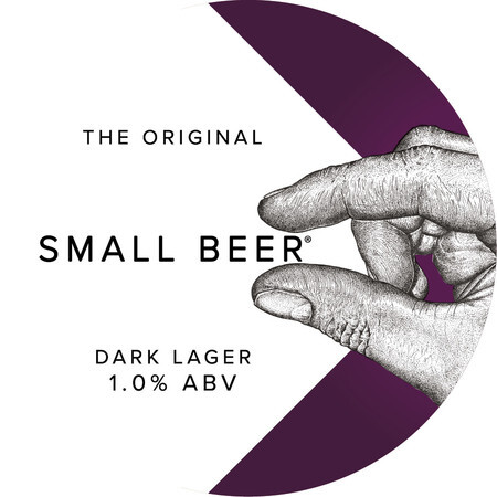 Small Beer Brew Co The Original Small Beer Dark Lager – Buy Beer online on EeBriaTrade.com