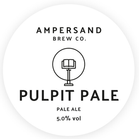 Ampersand Brew Co Pulpit Pale – Buy Beer online on EeBriaTrade.com