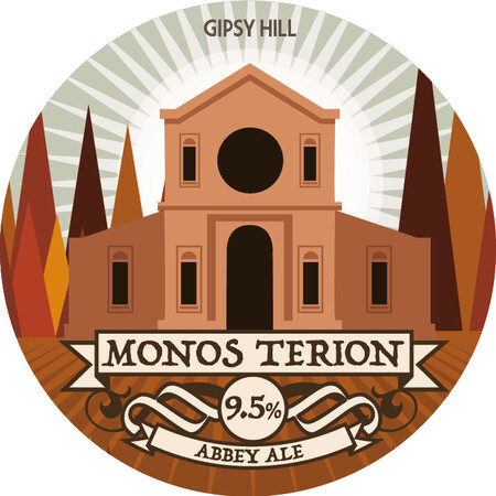 Gipsy Hill Brewing Co Monos Terion – Buy Beer online on EeBriaTrade.com