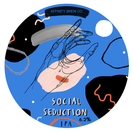 Affinity Brewing Company Social Seduction IPA – Buy Beer online on EeBriaTrade.com