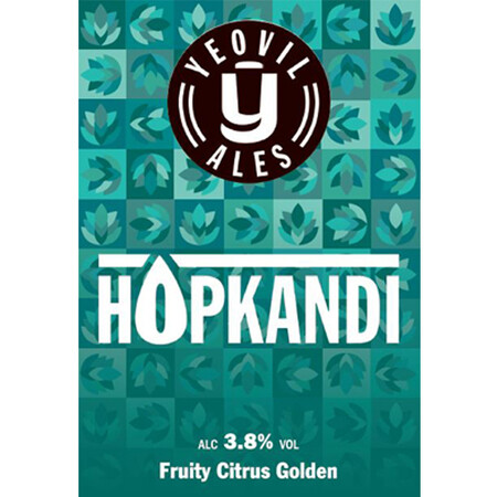 Yeovil Ales Hopkandi – Buy Beer online on EeBriaTrade.com