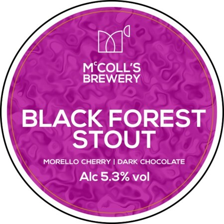 McColl's Brewery Black Forest Stout – Buy Beer online on EeBriaTrade.com