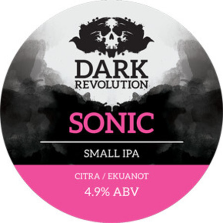 Dark Revolution Sonic – Buy Beer online on EeBriaTrade.com