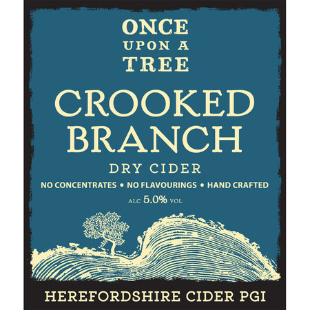 Image result for once upon a tree cider crooked branch