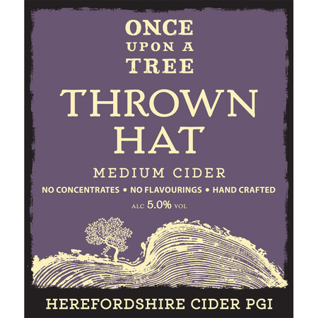 Image result for once upon a tree cider thrown hat
